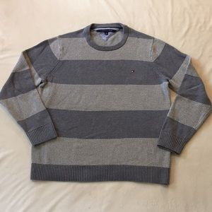 Tommy Hilfiger Striped Knit Sweater